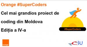 Cel mai grandios proiect de coding din Moldova
